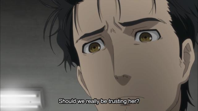should we trust her