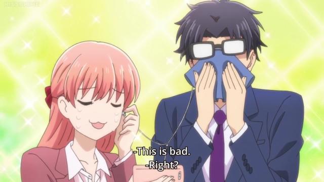 wotakoi dont cry over anime 2