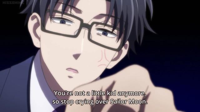 wotakoi sailor mooon 1