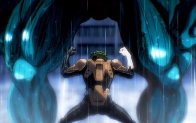 Mumen Rider deep sea king